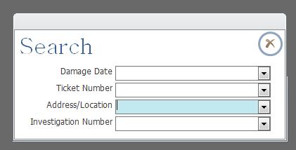 Access Diva Search Form